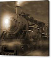 The Old 210 Canvas Print