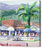 The Old Cabos Canvas Print