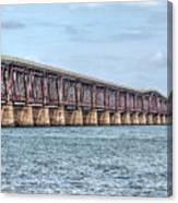 The Old Camelback Bridge Canvas Print