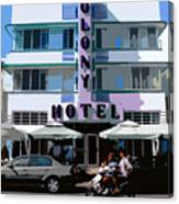 The Old Colony Hotel Canvas Print