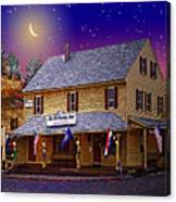 The Old Country Store Canvas Print