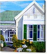 The Old Farm House Canvas Print