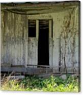 The Old Shed Canvas Print