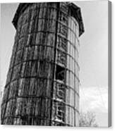The Old Silo Canvas Print