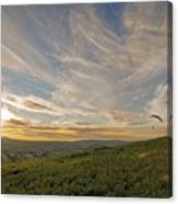 The Open Spaces Canvas Print
