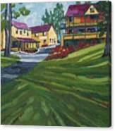 The Opinicon Canvas Print