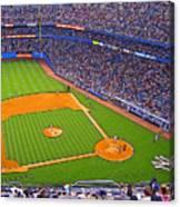 The Original Yankee Stadium Canvas Print