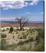 The Painted Desert Of Utah 2 Canvas Print