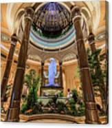 The Palazzo Inside Main Entrance Canvas Print