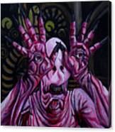 The Pale Man Canvas Print
