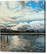 The Panoramic Painting Canvas Print