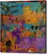 The Parable Canvas Print