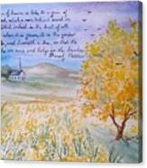 the parable of the mustard seed painting by melanie palmer