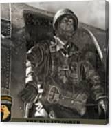 The Paratrooper Canvas Print