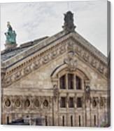 The Paris Opera Art Canvas Print