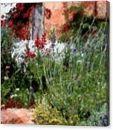 The Passion Of Summer Canvas Print