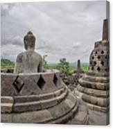The Path Of The Buddha #5 Canvas Print