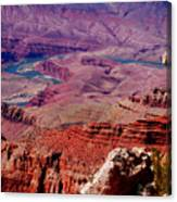 The Path Of The Colorado River Canvas Print