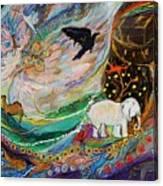The Patriarchs Series - Ark Of Noah Canvas Print