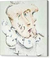 The Patron Canvas Print