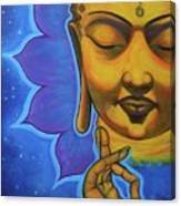The Peaceful Buddha Canvas Print