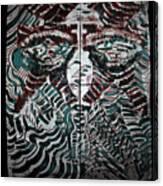 The Penitent Canvas Print