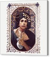 The Penitent Woman - Lgtpw Canvas Print