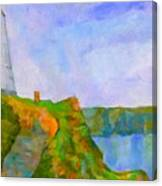 The Pepper Pot Canvas Print
