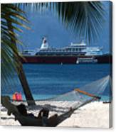 The Perfect Vacation Canvas Print