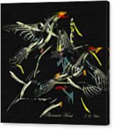 The Pheasant Hunt Canvas Print