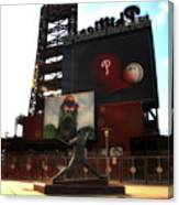The Phillies - Steve Carlton Canvas Print