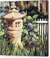 The Pi House Canvas Print
