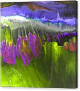 The Pink Army Taking Cordoba Canvas Print