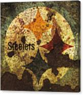 The Pittsburgh Steelers R1 Canvas Print