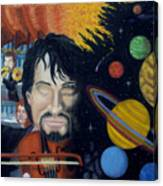 The Planets Suite Canvas Print