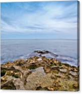 The Point Canvas Print