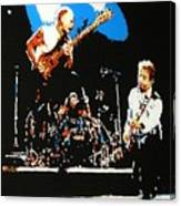 The Police Canvas Print