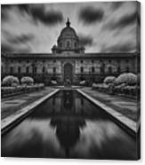 The President's Palace Canvas Print