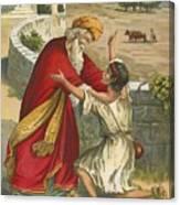 The Prodigal's Return Canvas Print