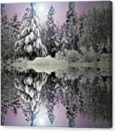The Promises That Winter Brings Canvas Print