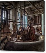 The Pumphouse Canvas Print