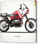The R100gs Canvas Print