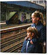 The Railway Children Canvas Print