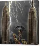 The Rainmaker Canvas Print