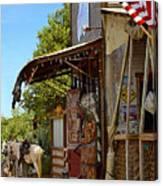 The Real Cowboy Bar Canvas Print