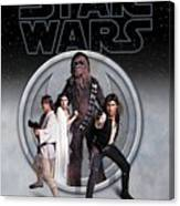 The Rebels Phone Case Canvas Print