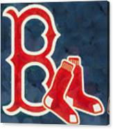 The Red Sox Canvas Print