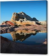 The Reflecting Pool Canvas Print