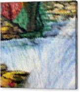 The Refreshing Se3 Canvas Print