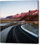 The Ring Road Canvas Print